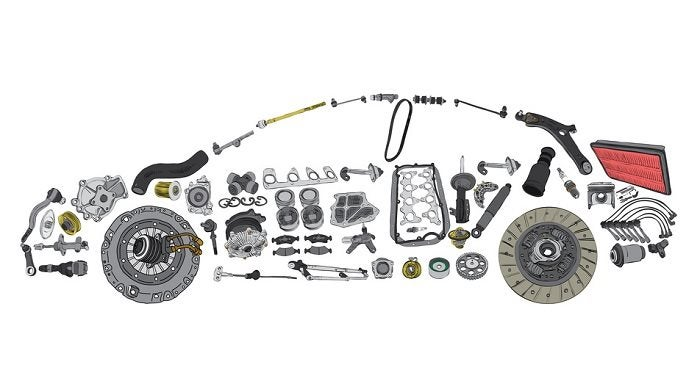 Toyota Car Parts >> The Best Auto Parts Store In Idaho Falls Teton Toyota