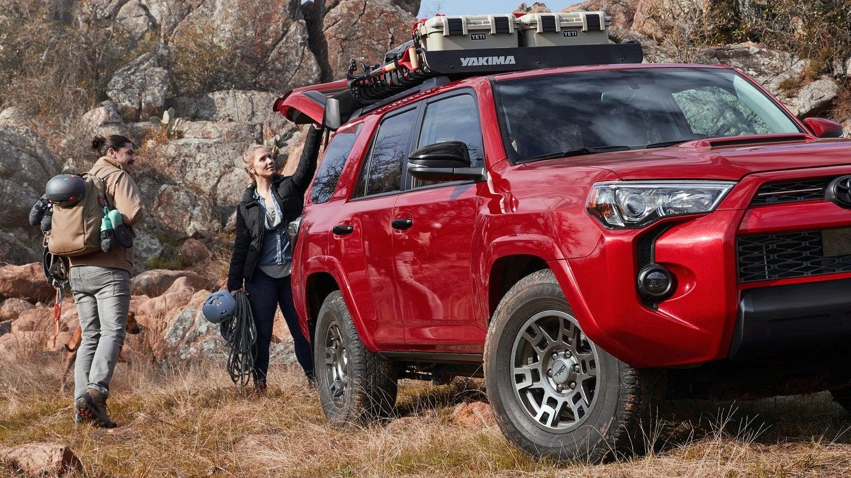 2020 4runner Features Toyota Suvs